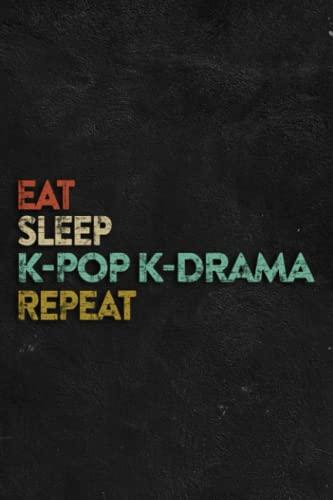 First Aid Form - Eat Sleep K-pop K-Drama Repeat Kpop Merch Merchandise Gift Art:...