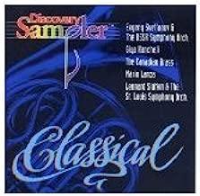 Discovery Sampler Classical Volume 1  Audio Giya Hancheli; Canadian Brass; Mario Lanza; St. Louis Symphony; USSR Symphony Orchestra; Evgeny Svetlanov and Leonard Slatkin