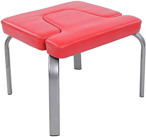 WUQIAO Yoga Headstand Very popular Max 57% OFF Bench Inversion Padded Thick Stool E with