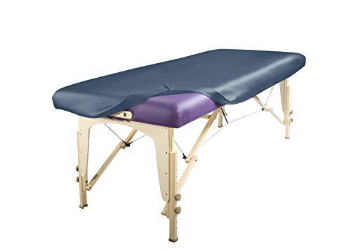 Master Massage 10162 - Funda protectora para camilla de masaje (cuero sintético,...