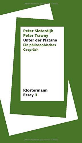 Unter der Platane: Ein philosophisches Gespräch (Klostermann Essay)