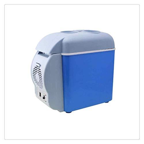 WNDRZ 1 Uds Refrigerador De Coche 7.5L Mini Portátil De 12 V Refrigerador De Refrigerador Calentador De Coche Eléctrico Congelador De Coche para Exterior