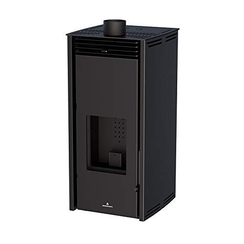 Pellet-Ofen, ohne Elektro, 6 kW