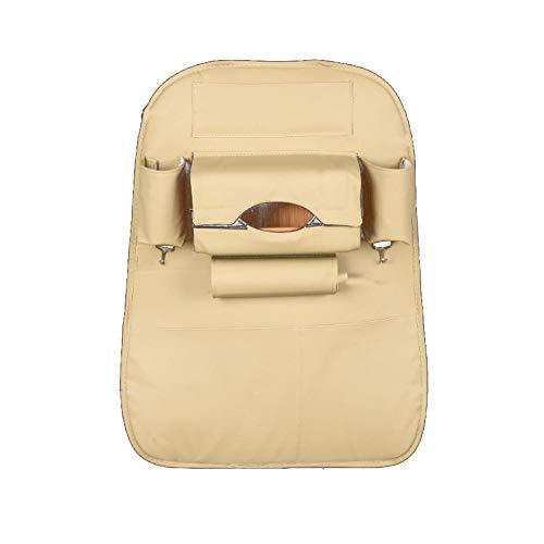 Sac de rangement pour voiture, sac de rangement pour voiture, sac de rangement pour voiture, sac à dos pour siège multifonctionnel, sac à suspendre, tapis anti-coups, coussin