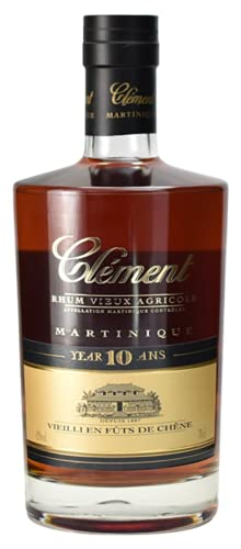 Clément Clément Rhum Vieux Agricole 10 Ans 42% Vol. 0,7L In Giftbox - 700 ml