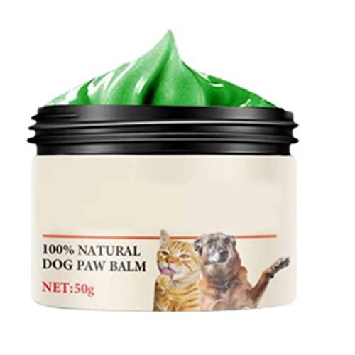 ertertre Pfotencreme für Haustiere, Organischer Pfotenbalsam für Hunde Heilt und schützt...