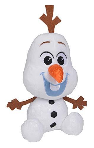Simba 6315877556 Disney Frozen 2, Chunky Olaf, 25cm, Mehrfarbig