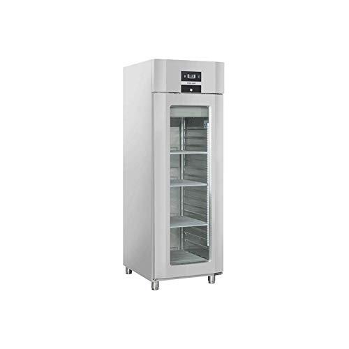 Armoire Réfrigérée Négative Vitrée - 550 Litres - Cool Head - R600A 1 Porte Vitrée