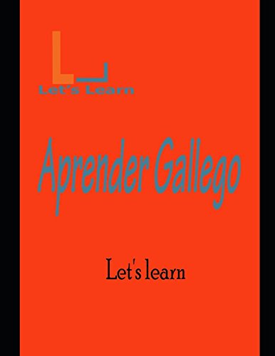 Lets learn - Aprender Gallego