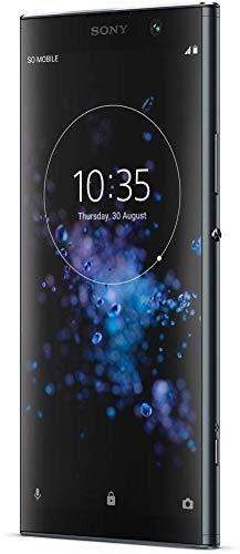 Sony Xperia XA2 Plus Smartphone mit 32 GB microSD (15,2 cm (6 Zoll) Full HD+ Display, 4 GB RAM, 23 Megapixel Kamera, Dual-SIM, Android 8.0) Schwarz