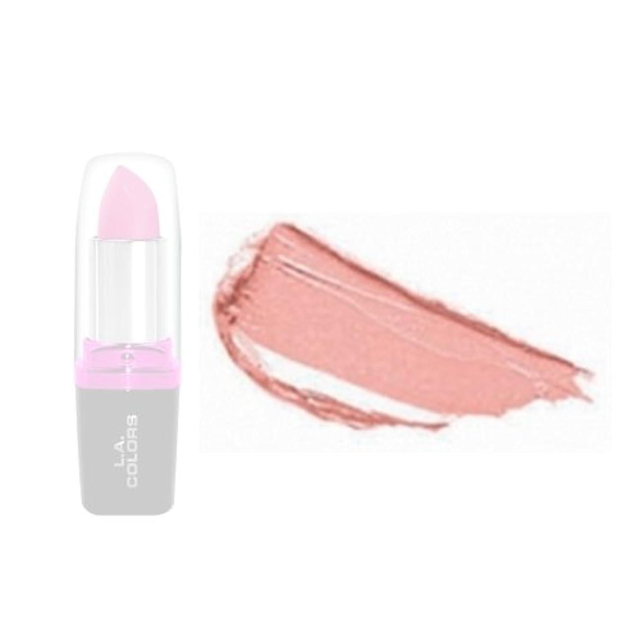 ロール発明する画面LA Colors Hydrating Lipstick - Nude (並行輸入品)