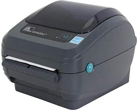Zebra GX420d Series GX42-202511-000 Direct Thermal Printer (Renewed)