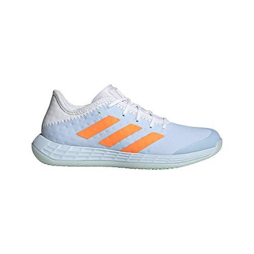 adidas Adizero FastCourt W, Zapatillas Mujer, MATCIE/FTWBLA/NARSEN, 46 2/3 EU