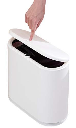 La mejor comparación de Bote de basura de baño Top 5. 6