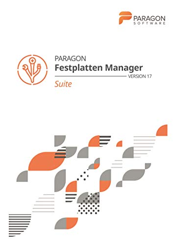 Paragon Festplatten Manager 17 Suite | Suite | PC | PC Aktivierungscode per Email