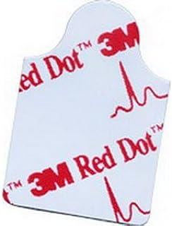 Red Dot Resting EKG Tab Electrode Model 9650, Bag/100