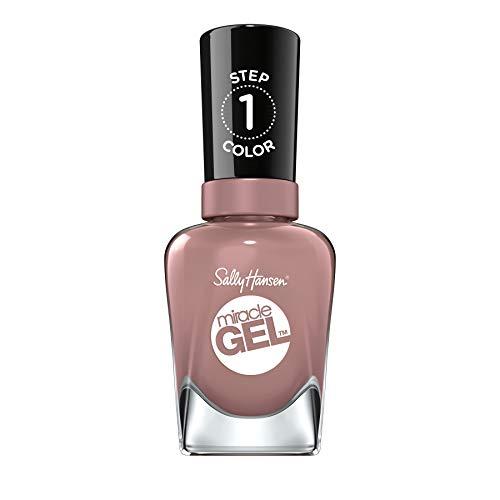 Sally Hansen Miracle Gel Nagellack, 494 Love Me Lilac, Rosé, 15 g