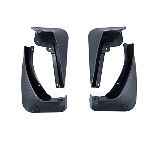 JNTML Guardabarros De Coche Protector De Guardabarros Spritz Flap Fender Panel Mudflaps 4Pcs para Renault Captur Samsung Qm3 2013-2019 Guardabarros De Guardabarros