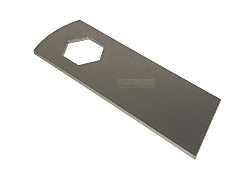 18 X Vertikutierer Messer für MTD VE 40 TS, VE 40 B, V 34, V 40, V 40 G, MURRAY15 E-406, 35 V-406/00.1857.38, 110.000.369, 74-0825A, 110.004.066