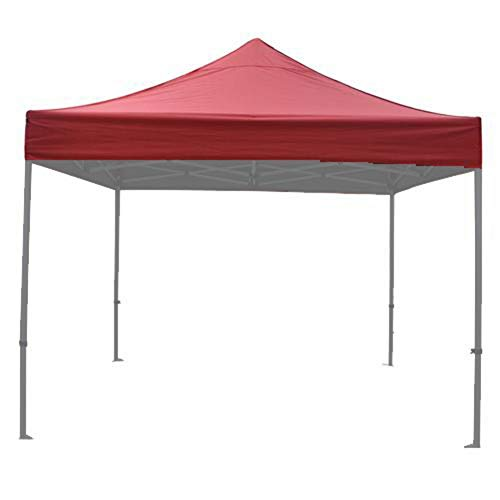 Voiles d'ombrage, Outdoor Gazebo Cover Waterproof Pop Up Gazebo Top Cover Replacement Cloth Cover for Courtyard Garden Backyard Voiles d'ombrage
