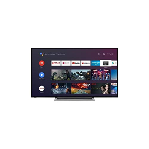 Smart TV Toshiba 50UA3A63DG 50' 4K Ultra HD DLED WiFi Nero
