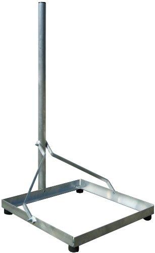 H-Tec Aluminium Balkonständer 100 cm