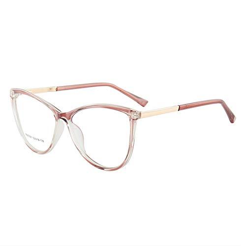 Joyfitness Gafas De Lectura con Bloqueo De Luz Azul para Mujer, Gafas Antideslumbrantes, Gafas De Lectura para Ordenador, Gafas con Tela para Gafas