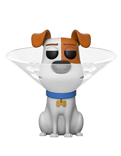 Funko Pop! Movies: Secret Life of Pets 2 - Max in Cone
