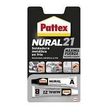 Henkel Iberica. 1759086 - Cemento adhes. metales 22 ml nural-21 pattex