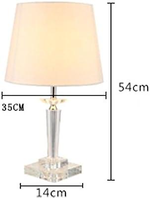 L¨¢mpara de mesa moderna minimalista de moda creativa n¨®rdicos Pastorales de mesa de cristal de la l¨¢mpara del dormitorio de la l¨¢mpara l¨¢mparas de cabecera artes de Producto l¨¢mparas sala de estar