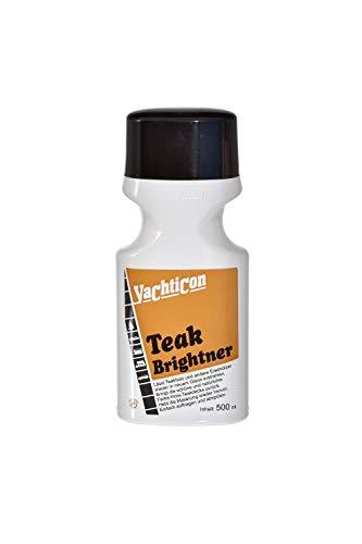 Yachticon Teak Brightner ontgrijze 500 ml