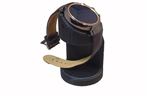 Artifex Design Stand configured for ASUS ZenWatch 3 Stand, Charging Dock Stand for ZenWatch3, Smartwatch Cradle (Zen 3)