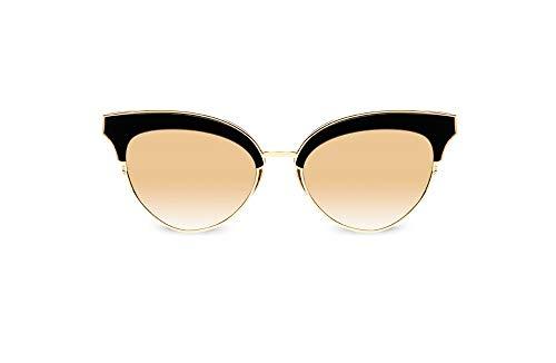 Kaleos Gafas de sol para mujer, modelo Kyle, color negro