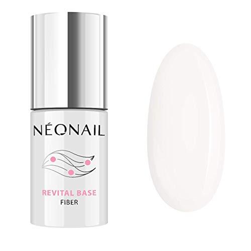 NEONAIL Nagellack UV Revital Base Fiber Milky Cloud 7,2 ml