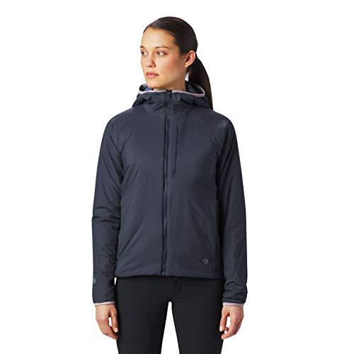 Mountain Hardwear Womens KOR Strata Primaloft Gold Insulated Hooded Jacket