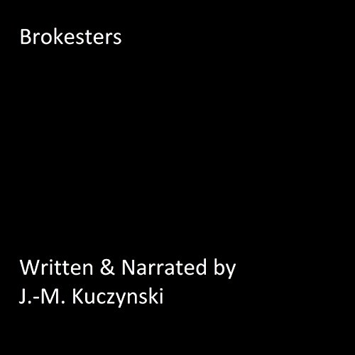 Brokesters audiobook cover art