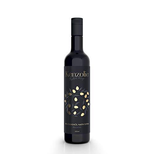 Kenzolie Bio Olivenöl Nativ Extra (Fruchtig)