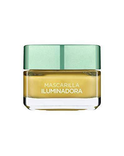 L'Oreal Paris Dermo Expertise - Arcillas puras mascarilla clarificante, color amarillo - total 50 ml