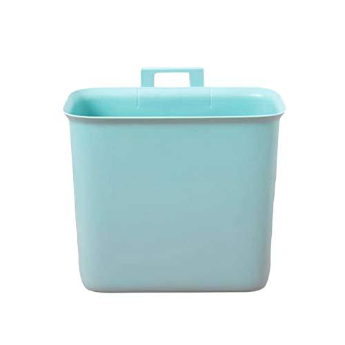 HEMOTON Küchenschranktür Klassifizierung Hängender Mülleimer (Blau)