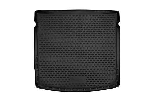 Element EXP.ELEMENT0221413 Passgenaue Premium Antirutsch Gummi Kofferraumwanne - SEAT Tarraco, SUV - Jahr: 19-20, schwarz