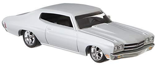 ホットウィール ワイルド・スピード・プレミアム・シリーズ 1/4 マイル マッスル 1970 シボレー・シェベル SS GBW86