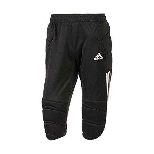 adidas Herren Teamhose TIERRO13 Torwart 3/4 Hose, Black, L