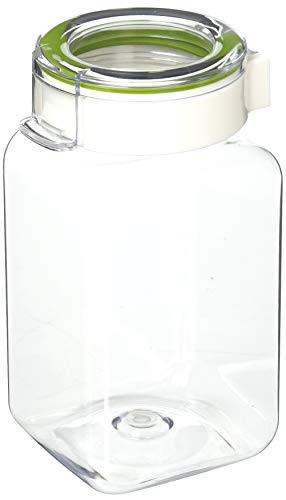 フレッシュロック 角型 500ml 日本製 湿気を防ぐ ワンタッチ開閉 保存容器