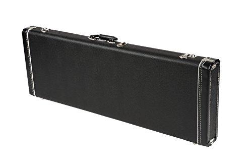 Fender Etui Standard noir Strat/Tele black acrylic interior