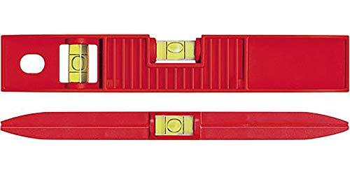 Format 7647400025–Wasserwaage für Elektriker 25cm