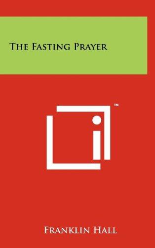 Fasting Prayer
