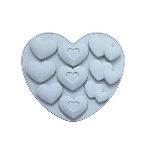 Judyd Gummy Mould Moldes de Caramelo Moldes de Chocolate Mol