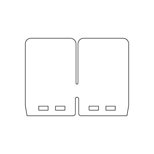 Ersatzlamellen für VForce4 Klappkästen
