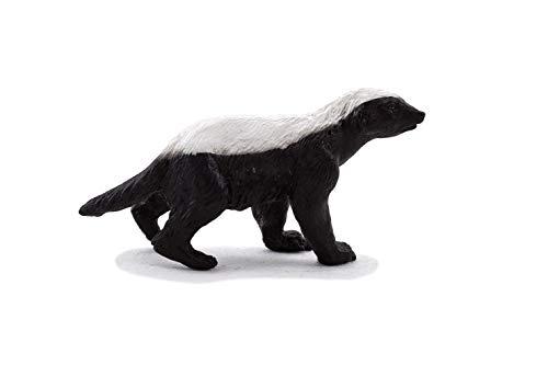 Mojo Fun 387181 Male Honey Badger Realistic Wild Animal Toy Replica New For 2013