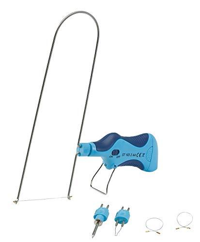 C339323 - Cortador de poliestireno multifunción (sin cables) - La herramienta ideal para el cortador de alambre caliente - Fácil de usar